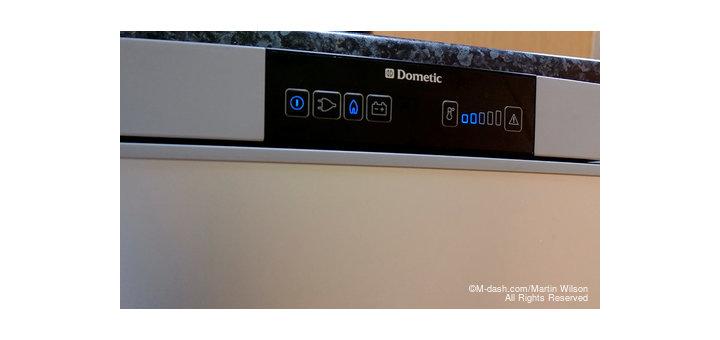 New gas powered refrigerator
