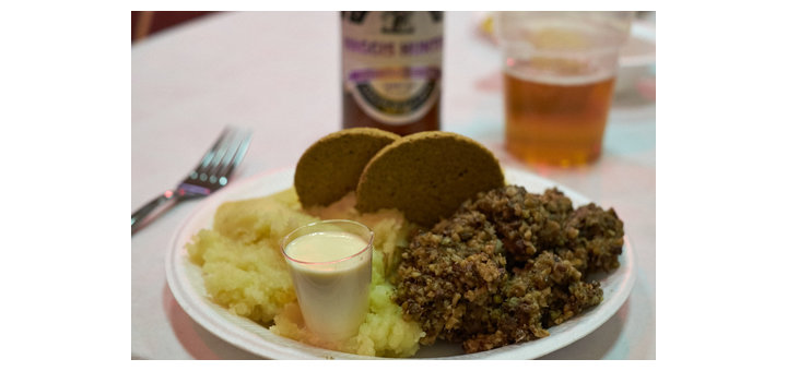Haggis Supper, Spean Bridge - PD160023