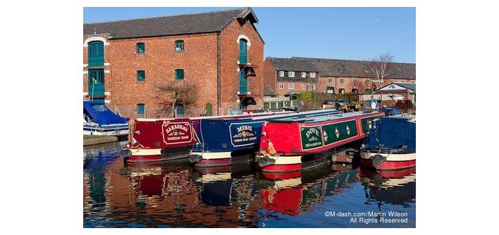 Shardlow, Derbyshire