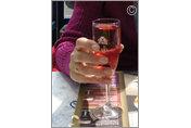 Glass of Kir
