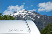 Liberté in the French Alps